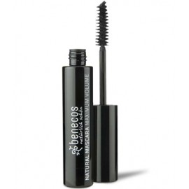 Mascara Maximum Volume Deep black, 8ml - Benecos