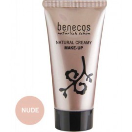 Fond de ten Natural Creamy Make-Up Nude 30ml - Benecos