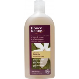 Gel de duș Floare de Pua Kenikeni, 300 ml - Douce Nature
