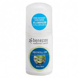Deodorant roll-on cu Aloe Vera, 50 ml - Benecos