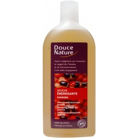 Gel de duș energizant Guarana, 300 ml - Douce Nature