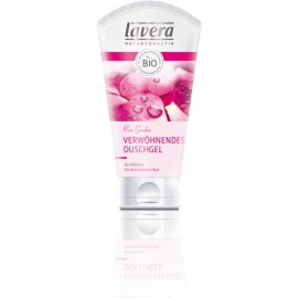 Gel de duș Rose Garden, 150 ml - Lavera