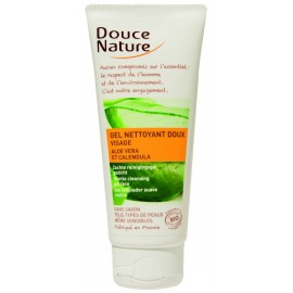 Gel de curățare ten, 100ml - Douce Nature