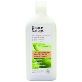 Lapte demachiant hidratant, 300 ml - Douce Nature
