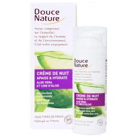 Cremă de noapte, 50ml - Douce Nature
